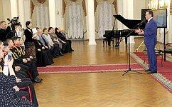 С. Рябухин посетил вУльяновске Международную российско-итальянскую выставку «Встреча сПобедой»