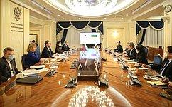 К. Косачев: Межпарламентское сотрудничество играет заметную роль вобщем контексте российско-южнокорейских межгосударственных отношений