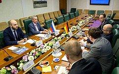 А. Климов: ВРоссии готовы кпозитивному диалогу сЕвропейским союзом