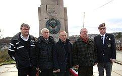 И. Чернышенко принял участие в«Российско-Норвежском походе памяти»