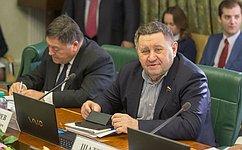 М.Пономарев провел заседание секции экономического развития Арктической зоны Совета поАрктике иАнтарктике при СФ