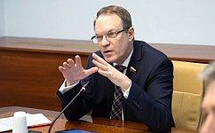 А. Башкин: Наш законопроект позволит повысить эффективность регионального госконтроля вобласти долевого строительства