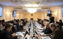 Вопросы привлечения осужденных коплачиваемому труду обсудили вСовете Федерации
