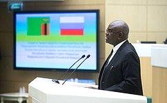 Отношения между Россией иЗамбией динамично иплодотворно развиваются— П.Матибини