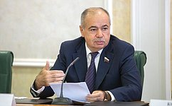 И.Умаханов иК.Косачев провели консультации повопросам повестки 135-й Ассамблеи Межпарламентского Союза