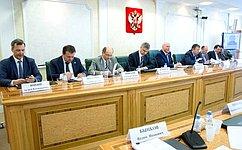 Актуальные вопросы законодательного регулирования железнодорожных перевозок обсудили напарламентских слушаниях вСФ