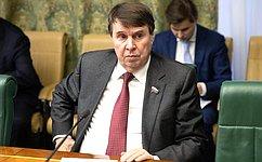 С. Цеков: Всфере строительства жилья вКрыму потребуется создание особых условий итребований кего финансированию