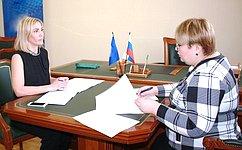 Участие НКО всфере оказания социальных услуг населению повысит потенциал Ненецкого автономного округа— О.Старостина