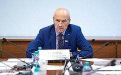 ВСФ обсудили реализацию новых полномочий регионов всфере охраны ииспользования подземных пресных вод