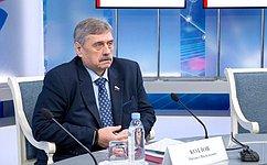 М. Козлов провел встречу счленами детского общественного движения «Юный друг полиции»