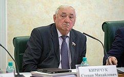 С.Киричук провел прием граждан вТюмени