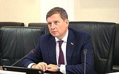 А. Епишин провел совещание, посвященное государственной программе «Развитие авиационной промышленности» на2021–2023годы