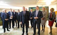 ВСовете Федерации открылась выставка «Россия– Африка»: диалог цивилизаций»