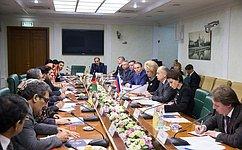 И.Умаханов: Законодателям России иАфганистана необходимо координировать свои действия намеждународных парламентских площадках