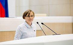 Л. Бокова внесла вГосдуму поправки, приводящие Федеральный закон «Освязи» всоответствии снормами Гражданского кодекса РФ