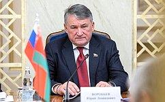 Ю. Воробьев: Форумы регионов России иБеларуси доказали свою эффективность