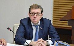А. Майоров: Важно сформировать комплексную нормативную базу для перехода нанаилучшие доступные технологии (НДТ)