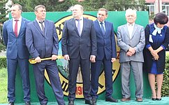 В.Лаптев принял участие вмероприятиях, посвященных 295-летию содня основания города Куйбышева Новосибирской области