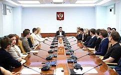 С. Мамедов: Нынешняя российская молодежь более ответственно относится кобразованию