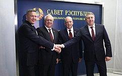 Российские ибелорусские машиностроители развивают сотрудничество впроизводстве сельхозтехники— C.Митин