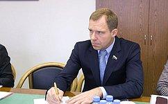 А.Кутепов: Совершенствование законодательства оконтрольно-надзорной деятельности– одна изважных тем ПМЭФ