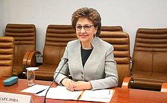 Г. Карелова: Социально ориентированные НКО, приостановившие работу из‑заковидных ограничений, получат поддержку государства