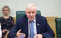 Совет Федерации уделяет пристальное внимание поддержке русского инациональных языков— В.Марков