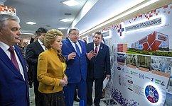 Дни Республики Мордовия прошли вСовете Федерации