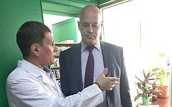 В.Круглый: Проект «Бережливая поликлиника» направлен наповышение доступности икачества медицинской помощи