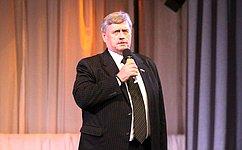 М. Козлов: Многие выпускники Центра внешкольной работы «Беркут» связывают свою жизнь сослужбой Родине
