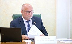 А. Клишас поздравил сДнем металлурга работников металлургических компаний, расположенных вКрасноярском крае