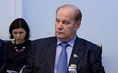 А. Чернышев принял участие взаседании коллегии министерства лесного иохотничьего хозяйства Оренбургской области