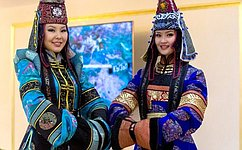 ВСовете Федерации открылась выставка Республики Тыва