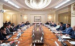Российско-египетские отношения продолжают уверенно идинамично развиваться— В.Матвиенко