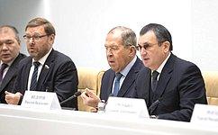 Мероприятия врамках Совета законодателей России прошли вСФ