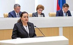 Совершенствуется порядок осуществления отдельных полномочий Российской Федерации, переданных органам госвласти регионов