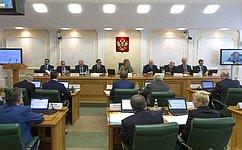 В.Матвиенко: Совет Федерации подготовит Отчёт осостоянии законодательства всфере региональной политики