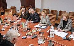 Российские ипольские парламентарии договорились содействовать совместным проектам вобласти культуры иобразования науровне регионов