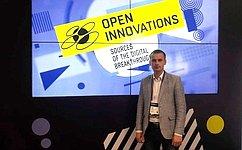 Для реализации инновационных проектов молодым ученым необходима государственная поддержка— С.Леонов