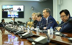 А. Яцкин провел рабочее совещание поподготовке Невского международного экологического конгресса