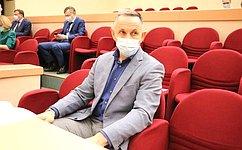 О. Алексеев: Саратовская область планирует ускорить решение проблемы переселения граждан изаварийного иветхого жилья