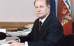 А. Чернышев принял участие взаседании Законодательного собрания Оренбургской области