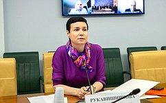 И.Рукавишникова: Методика определения размера компенсаций морального вреда требует широкого общественного обсуждения
