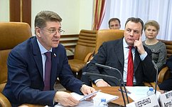 А.Шевченко: Совет Федерации призван обеспечивать гармонизацию федерального ирегионального законодательства