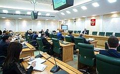 ВСовете Федерации обсудили проект закона «Обособых условиях ускоренного развития Дальнего Востока иБайкальского региона»