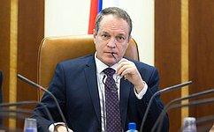 А. Башкин: Нужно способствовать активному участию граждан впроцессах общественного развития