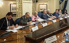 ВСФ обсудили актуальные вопросы суверенной экспертизы, как инструмента нормативно-правового регулирования