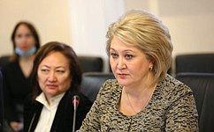 Л. Гумерова провела встречу сЧрезвычайным иПолномочным Послом Объединенных Арабских Эмиратов вРоссийской Федерации