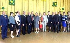Члены Комитета СФ поаграрно-продовольственной политике подвели итоги командировки вЗабайкальский край