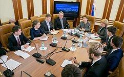 Г. Карелова: Молодежное правительство может стать отличной школой для молодых политиков иуправленцев